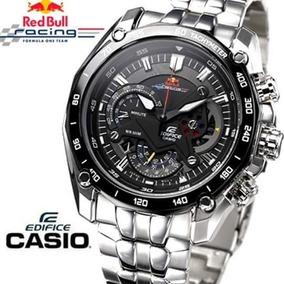 Reloj Casio Edifice Ef-550rbsp Totalmente Original En Caja