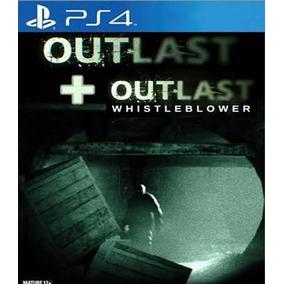 Outlast 1 Original 2 Ps4