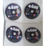 Dvd Serie The 4400 3a Temporada 4 Discos - Importado