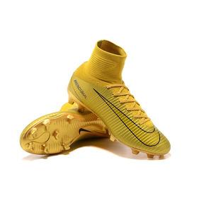 Tacos De Futbol Mercurial Cr7 - Tacos y Tenis Nike Dorado oscuro de ... cb2be0c130d83