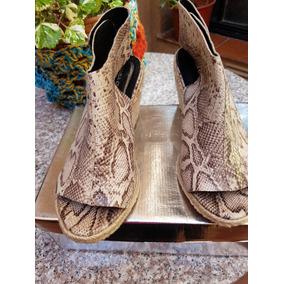 Zapatos Taco Chino De Yute Nuevos - Ropa y Accesorios en Bs.As ... 2b16760ffa5