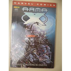 Hq Wolverine Arma X 2003 Panini Coleção Particular