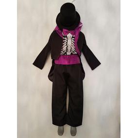 Disfraz Catrin Con Sombrero Niño Alta Costura Envio Gratis 3d957adaa30