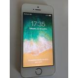 iPhone 5s 16gb - Silver - Usado