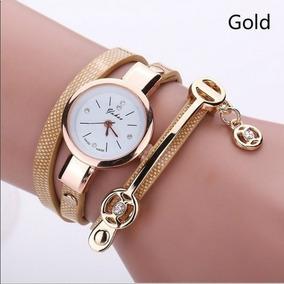 Relógio Casual Feminino Gold