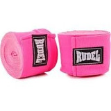 Bandagem Elastica Rudel, Muay Thai, Boxe, Mma - 3mt