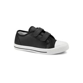 Escolares Sneaker Low Top Niño Negro 2573625