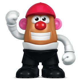 Boneco Mr. Potato Head - Países - Alemanha - Elka
