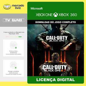 Call Of Duty Black Ops 1 E 3 Digital Xbox 360 Xbox One