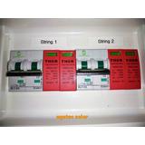String Box Para Sistemas Fotovoltaicos Cc 600v/16-550v Athos