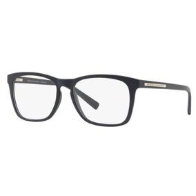 Armação Oculos Grau Armani Exchange Ax3012l 8157 Azul Fosco 9e5f0a366b