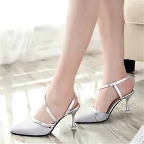 Zapatos Cerrado Tacon Corrido - Zapatos en Mercado Libre Colombia 558e4bc7d7c2