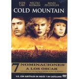 Regreso A Cold Mountain Dvd Excelente Estado