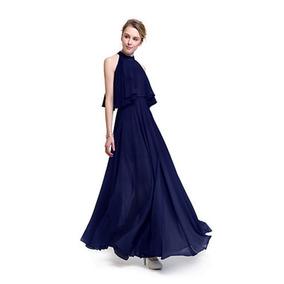 83df2688be Alquiler De Vestidos Fiestas Para Damas Honor - Vestidos Azul oscuro ...