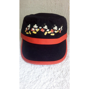 Gorra Mickey Mouse Niños Disney Original