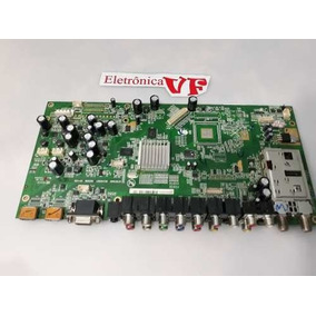 Placa Principal Semp Toshiba Lc4246 Fda
