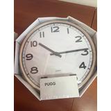 Reloj De Pared Pugg (ikea) Nuevo!
