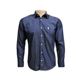 9e59489be3 Camisa Polo Cavalinho Gg - Pólos Manga Curta Masculinas Azul marinho ...