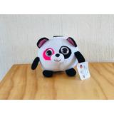 Alcancía De Peluche Panda