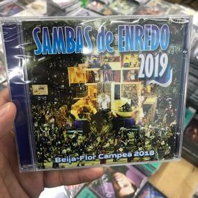 Sambas De Enredo 2019 - Beija Flor Campea 2018 (cd) Lacrado