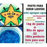 Kit Para Elaborar Jabon Liquido