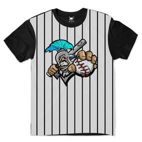 Blusa De Jogador De Baseball - Camisetas e Blusas no Mercado Livre ... 478ed394a8a
