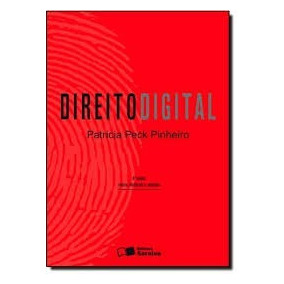 livro direito digital patricia peck