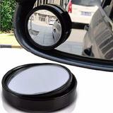 Mini Espejo Circular 360º Convexo Punto Ciego Auto