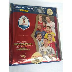Porta Cards Adrenalyn - Copa Do Mundo 2018