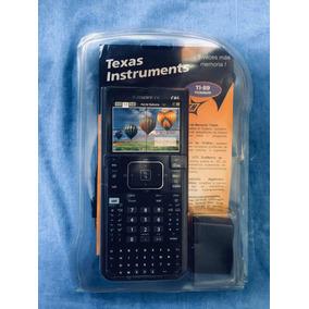 Calculadora Texas Nspire Cas Cx