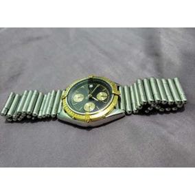Breitling Chronomat Aço E Ouro