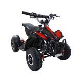 Mini Quadriciclo Importway Gasolina - 49cc - Preto