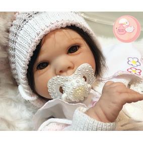 Bebê Reborn Luisa Original Newborn Personalizada, Promoção!!