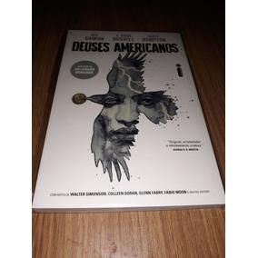 Hq Neil Gaiman: Deuses Americanos (seminovo)