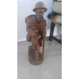 Escultura En Madera