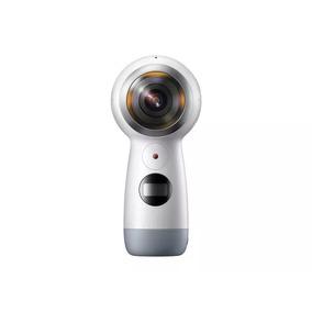 Camera 360 Samsung Gear 360 Sm-r210 Bluetooth/wi-fi - Branca