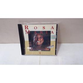 Cd Rosa Maria Minha História