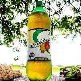 Refrigerante De Caju,cajuina Sao Geraldo Fardo C/6un 2l Cada