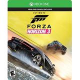 Forza Horizon 3 - Edición Definitiva - Xbox One
