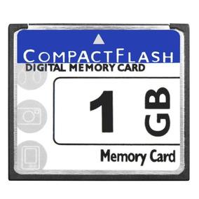 Memoria 4 Gb Compact Flash Digital 100% Capacidad Verdadera