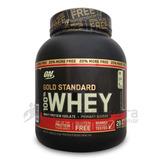 100% Whey Gold Standard 2.4lbs / 1.09kg + Shaker