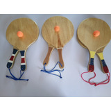 Raqueta Playa Paddle Beach Tennis Con Pelota + Bolso!!