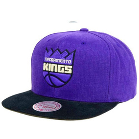 Mitchell & Ness Ajustable Original Nba Sacramento Kings