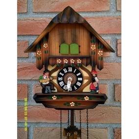 a25d303e119 Relogio Cuco - Relógios De Parede Antigos no Mercado Livre Brasil