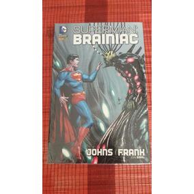 Superman: Brainiac De Geoff Jonhs Capa Dura