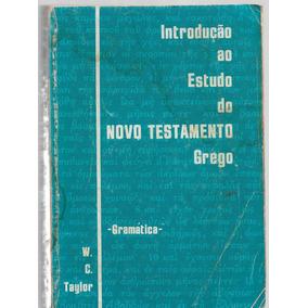 Pdf novo grego testamento em