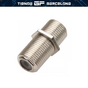 Conector Autoroscante Coaxial Rg59 Para Tv-directv ¡tienda!