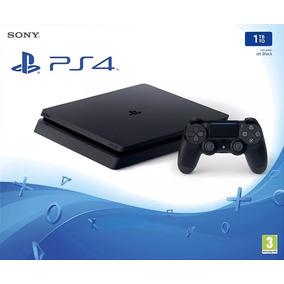 Ps4 1tb Sony Modelo 2215b, Novo , Zero + Pronta Entrega