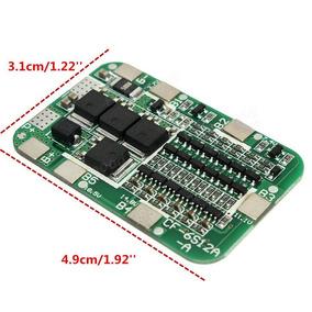 Bms 6s 12a 24v Pack Ate 6s6p 18650 Lition Li-ion Proteção Py
