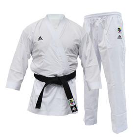 Kimono Karate adidas Adilight Branco
